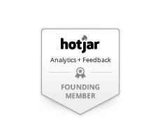 Creativate trabajamos con Hotjar