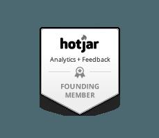 Trabajamos con Hotjar